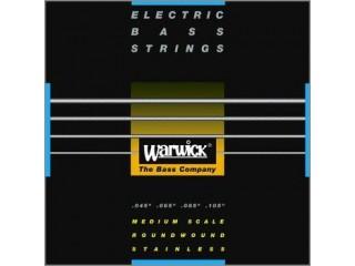 Струны для бас-гитар  Warwick 40200M4  Black Label 4 c доставкой по России