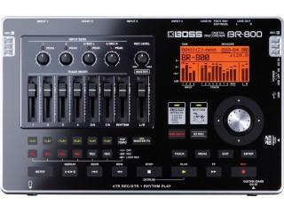 Звуковые карты и аксессуары  BOSS BR-800 c доставкой по России