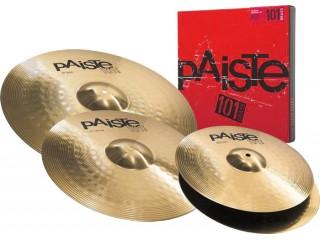 Комплекты тарелок  Paiste Universal Set 101 Brass  c доставкой по России