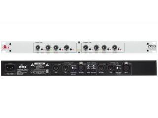 Контроллеры акустических систем DBX 223XSV c доставкой по России