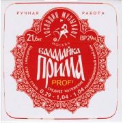 Господин Музыкант BP29N PROFI Красная