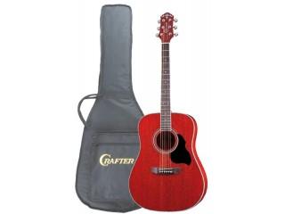 Акустические гитары CRAFTER MD 42/TR + чехол c доставкой по России