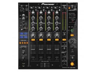 DJ - микшеры  PIONEER DJM-850-K DJ c доставкой по России