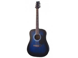 Акустические гитары MARTINEZ FAW-702/BL c доставкой по России
