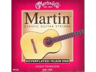 Струны для классических гитар  Martin 41D30HB c доставкой по России