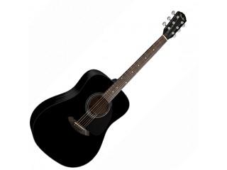 Акустические гитары FENDER CD-60 DREADNOUGHT BLACK c доставкой по России
