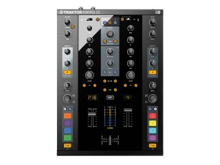 DJ - контроллеры  Native Instruments Traktor Kontrol Z2 c доставкой по России