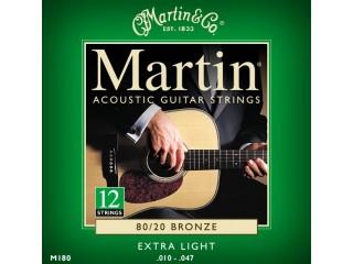 Струны для акустических гитар  Martin 41M180  c доставкой по России