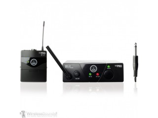 Инструментальные радиосистемы  AKG WMS40 Mini Instrumental Set Band US45A  c доставкой по России