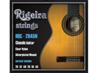 Струны для классических гитар  RIGEIRA HQC 2845N c доставкой по России