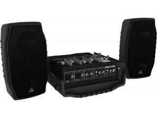 Комплекты акустических систем  Behringer PPA200 c доставкой по России