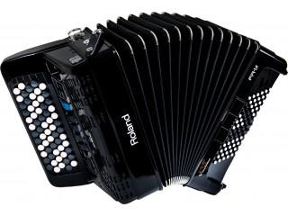 Баяны, аккордеоны  Roland FR-1XB BK c доставкой по России