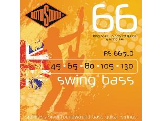 Струны для бас-гитар  ROTOSOUND RS665LD BASS STRINGS c доставкой по России