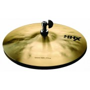 SABIAN 13 HHX GROOVE HATS BRILLIANT