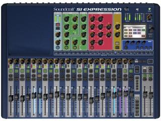 Цифровые микшеры Soundcraft Si Expression 2 c доставкой по России