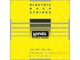 Струны для бас-гитар  Warwick 41301M5B  Yellow Label 5 c доставкой по России