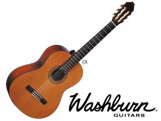 Классические гитары WASHBURN C5 c доставкой по России
