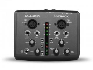 Звуковые карты и аксессуары  M-Audio MTrack c доставкой по России