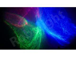 Лазерные эффекты  PolarShow RGB c доставкой по России