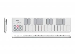 MIDI Клавиатуры  KORG NANOKEY2-WH c доставкой по России