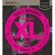 D'Addario ENR71-5 Half Rounds