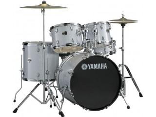Ударные установки  Yamaha GM2F5SG (Silver Glitter) c доставкой по России