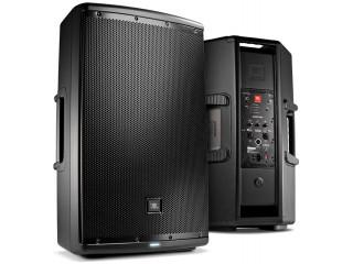 Активные акустические системы  JBL EON615 c доставкой по России
