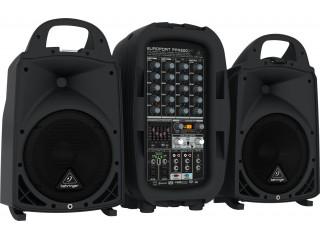 Комплекты акустических систем  Behringer PPA500BT c доставкой по России