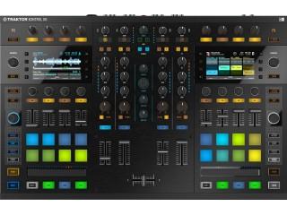 DJ - контроллеры  Native Instruments Traktor Kontrol S8 c доставкой по России