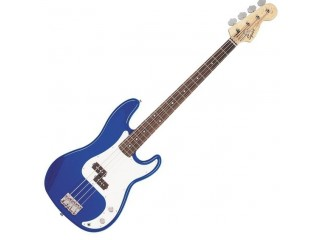 Бас-гитары  FENDER SQUIER AFFINITY PRECISION BASS RW METALLIC BLUE c доставкой по России