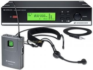 Головные радиосистемы  Sennheiser XSW 52-A c доставкой по России