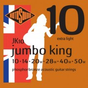 ROTOSOUND JK10 STRINGS PHOSPHOR BRONZE