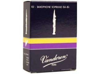 Трости для саксофона сопрано  Vandoren SR2025   c доставкой по России