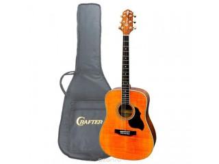 Акустические гитары CRAFTER MD 60/AM + чехол c доставкой по России