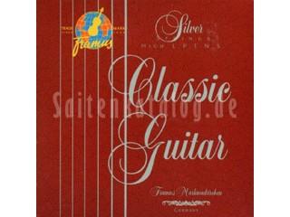 Струны для классических гитар  Framus 49350 Classic High Tension Set c доставкой по России