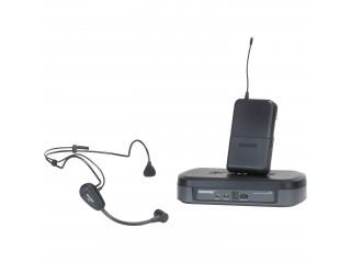 Головные радиосистемы  SHURE PG14/PG30 K6E 606 - 618 MH c доставкой по России