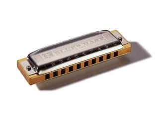 Губные гармошки  Hohner Blues Harp (M533016) c доставкой по России