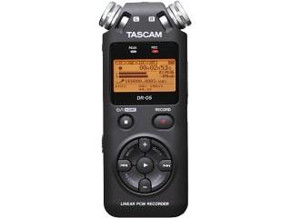 Звуковые карты и аксессуары  Tascam DR-05 c доставкой по России