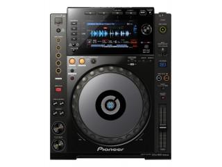 DJ - проигрыватели  PIONEER CDJ-900 Nexus c доставкой по России