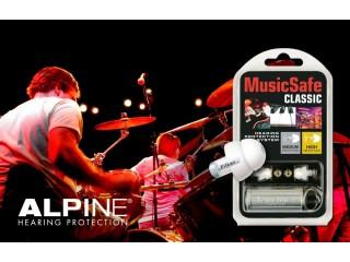 Беруши Alpine MusicSafe Classic c доставкой по России