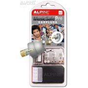Alpine MusicSafe Pro Silver Grey
