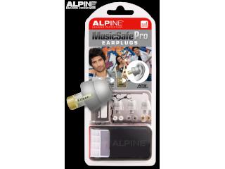 Беруши Alpine MusicSafe Pro Silver Grey c доставкой по России