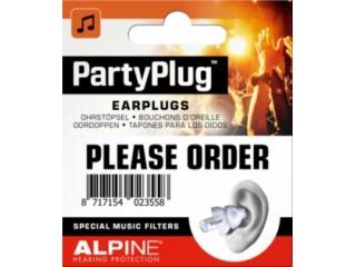 Беруши Alpine Party Plug Limited Edition c доставкой по России