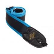 ROTOSOUND STR8 BLUE STRIPE WEBBING STRAP