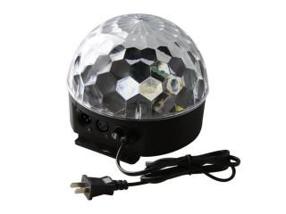 Световые эффекты  Flash LED MAGIC BALL c доставкой по России