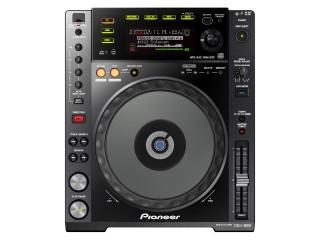 DJ - проигрыватели  PIONEER CDJ-850-K DJ c доставкой по России