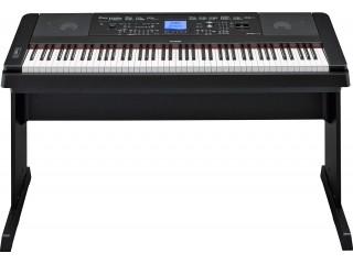 Цифровые пианино, рояли  Yamaha DGX-660B c доставкой по России