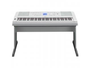 Цифровые пианино, рояли  Yamaha DGX-660WH c доставкой по России