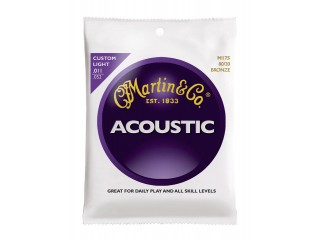 Струны для акустических гитар  Martin 41M175 c доставкой по России