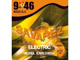 Струны для  электрогитар  Savarez X50XLL c доставкой по России